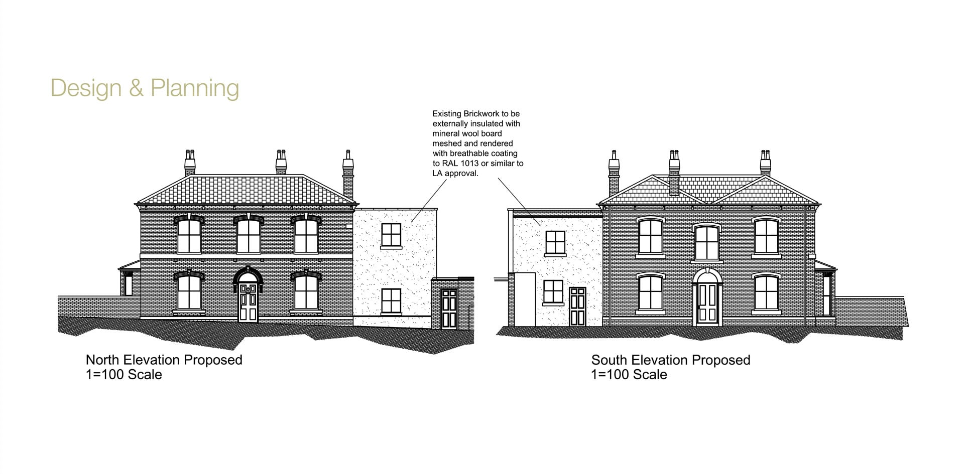 Battenhall Road - Design & Planning