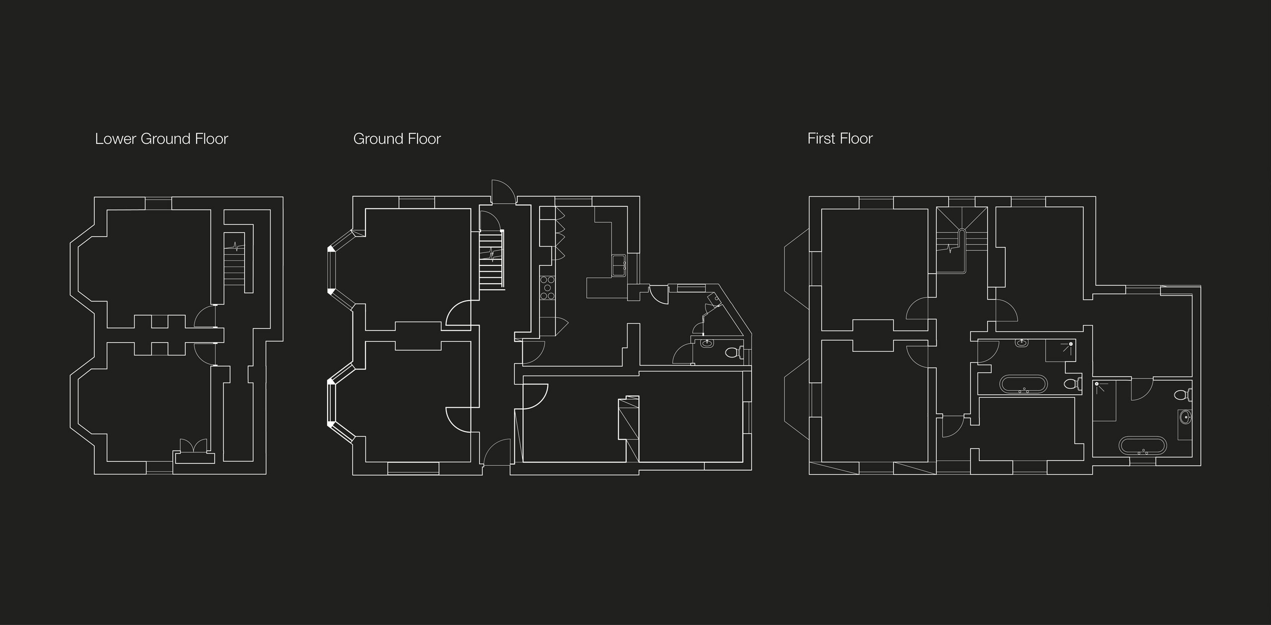 Battenhall Road - Floorplan