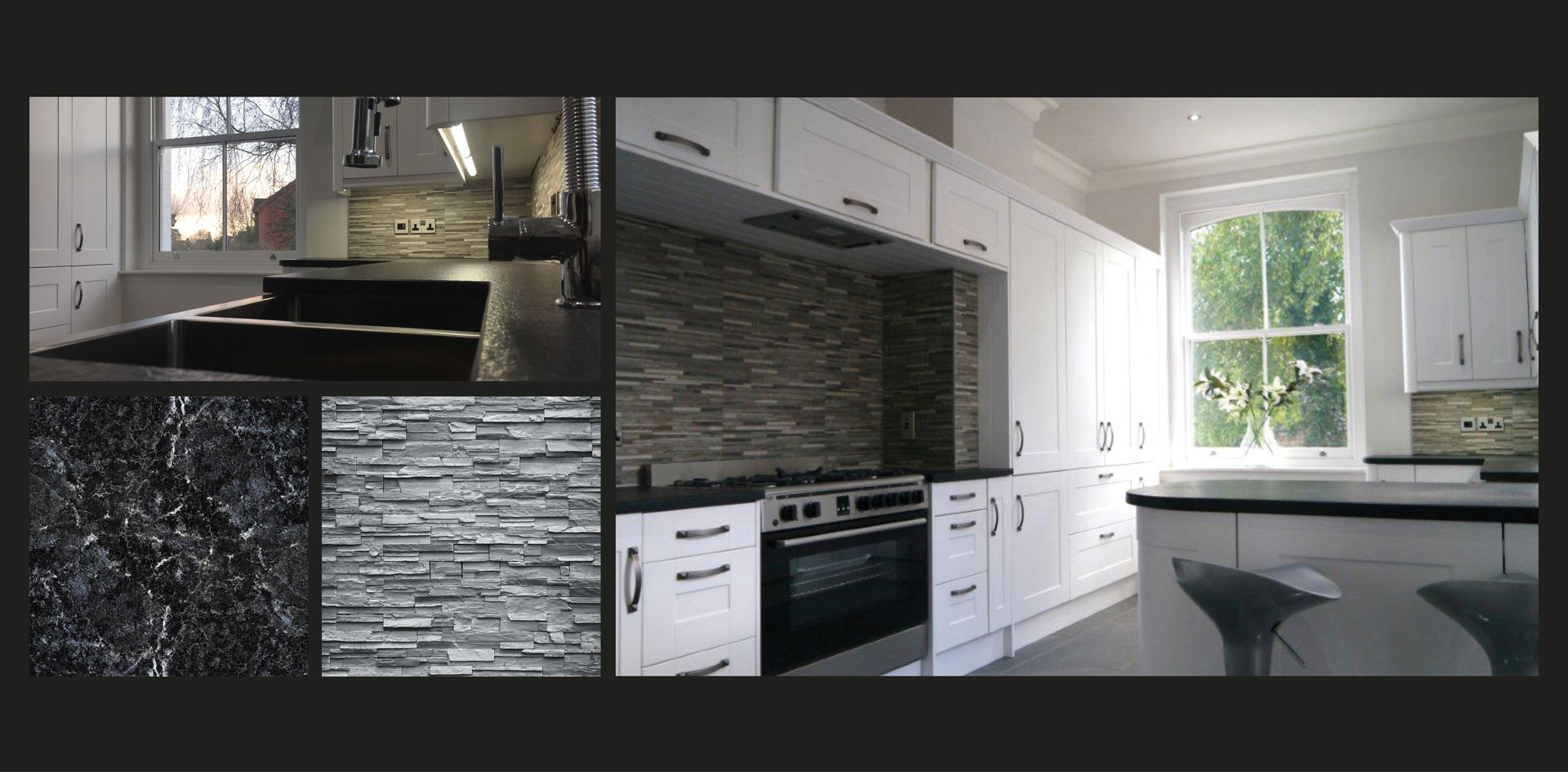 Battenhall Road - Kitchen