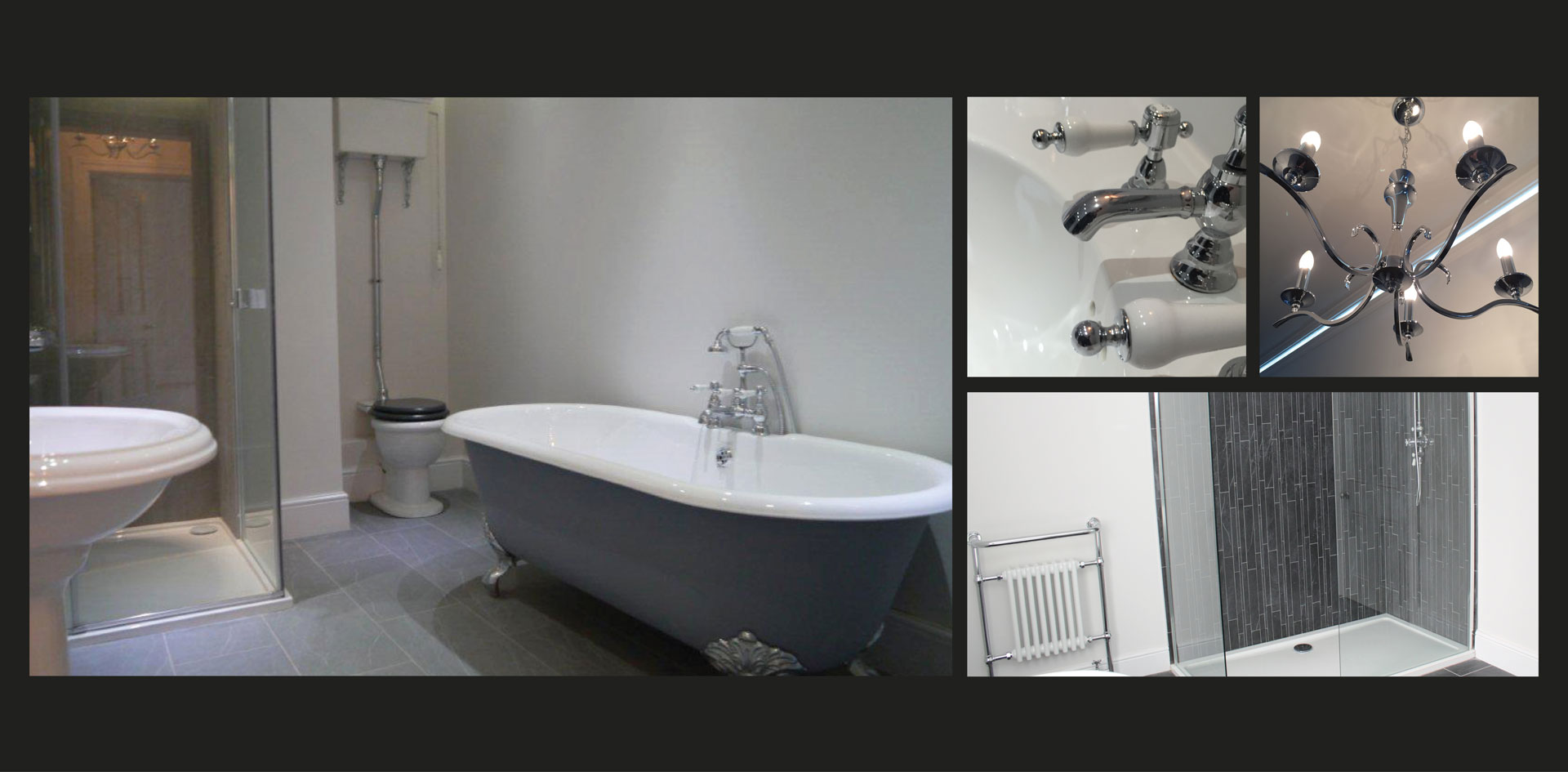 Battenhall Road - Bathroom
